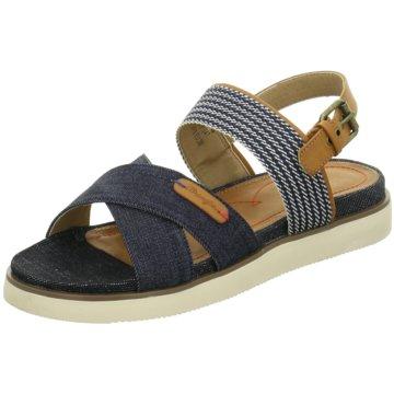 Wrangler Sandale blau