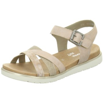 Remonte Komfort Sandale rosa