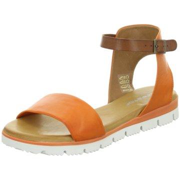 ELENA Italy Sandale orange