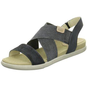 6fe9bd6d853002 Ecco Sale - Damen Sandaletten reduziert online kaufen