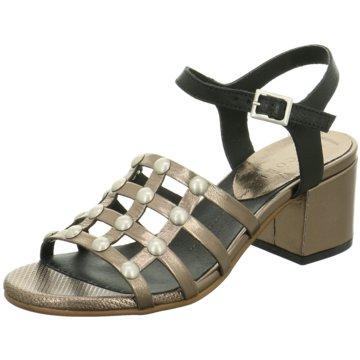 ELENA Italy Sandalette gold