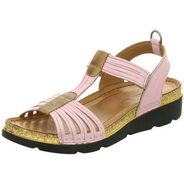 Gemini Komfort Sandale pink