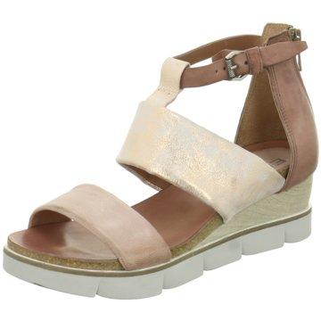 ELENA Italy Sandalette braun