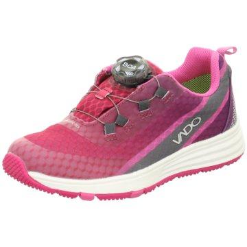 Vado Sportlicher SchnürschuhSky low GTX-BOA pink