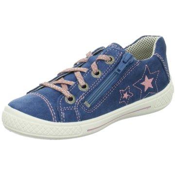 Superfit Sneaker LowTensy Weite: M blau