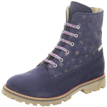 Micio Hoher Stiefel blau