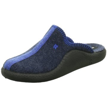 Romika HausschuhMokasso 62 blau