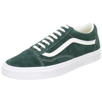 Vans Sneaker LowSuede Old Skool Sneaker grün