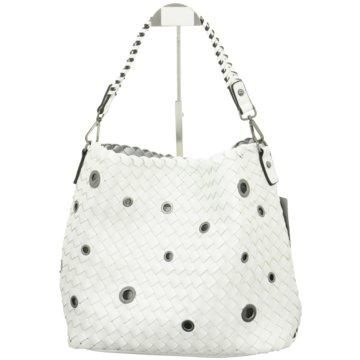 Meier Lederwaren Handtasche weiß