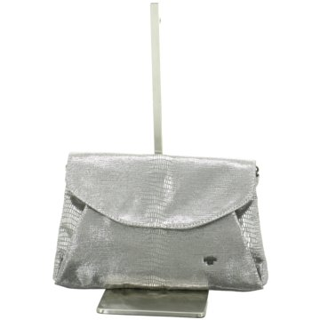 Tom Tailor Clutch silber