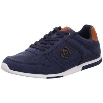 Bugatti Sneaker LowReport blau
