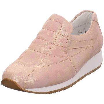 ara Sportlicher Slipper rosa