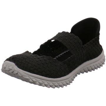 Titan Komfort Slipper schwarz