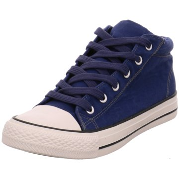Canadians Sneaker High blau
