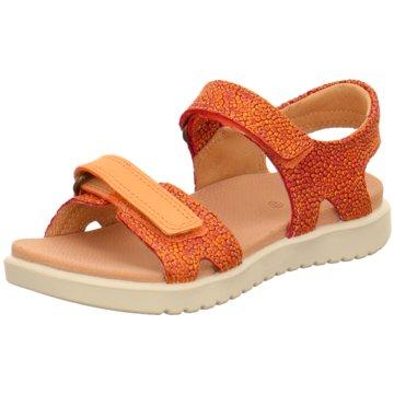 Ecco Offene Schuhe orange