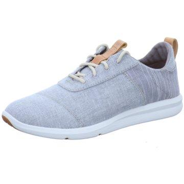 TOMS Sneaker LowCabrillo grau