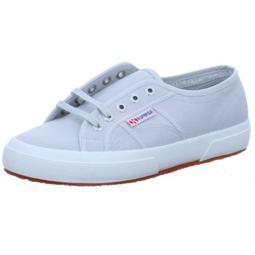 Superga Sneaker Low grau