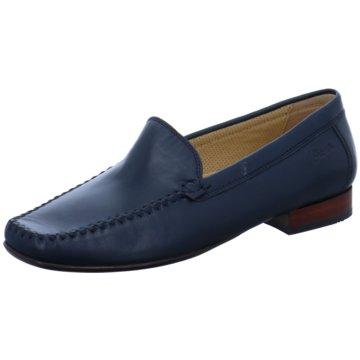 Sioux Slipper blau