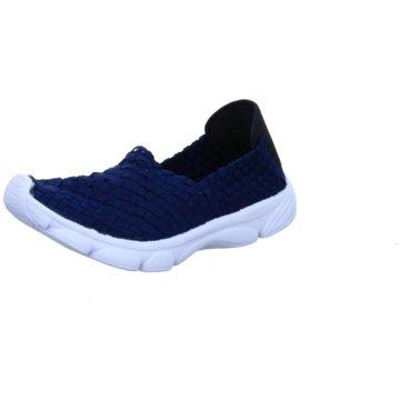 GALAXIS SPORTS Sportlicher Slipper blau