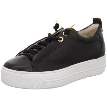 Paul Green Plateau Sneaker5017 schwarz