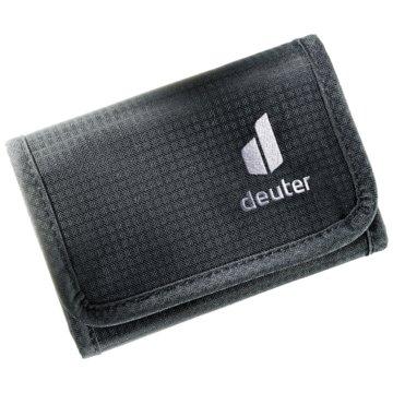 Deuter GeldbörseTRAVEL WALLET RFID BLOCK - 3922721 schwarz