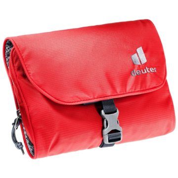 Deuter KulturbeutelWASH BAG I - 3930221 rot