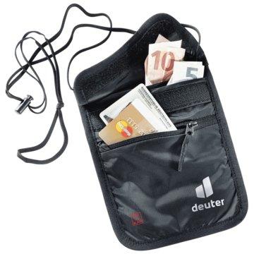Deuter BrustbeutelSECURITY WALLET II RFID BLOCK - 3950321 schwarz