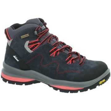 HIGH COLORADO WanderschuheTREVISO MID blau