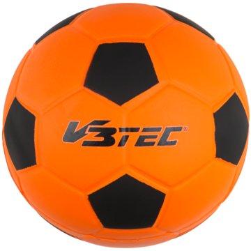 V3Tec FußbälleSCHAUM-FUßBALL - 1022888 orange
