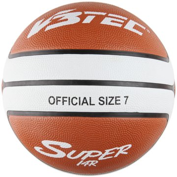 Powerplay BasketbälleSUPER 14R - 1023115 braun