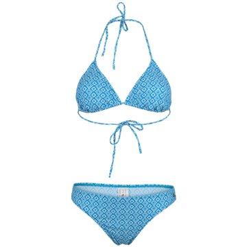 stuf Bikini Sets blau