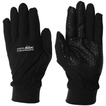 HIGH COLORADO FingerhandschuheOSCAR 1-A - 1031885 schwarz