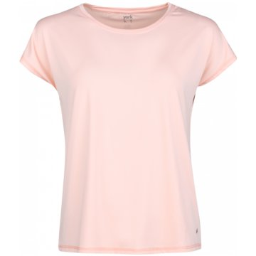 York T-ShirtsCLAIRE-L - 1066253 coral