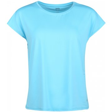 York T-ShirtsCLAIRE-L - 1066259 blau