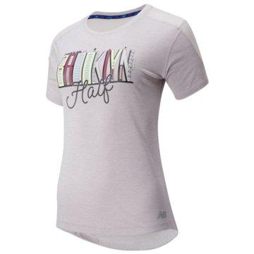 New Balance T-ShirtsP IMPACT RUN SS - WT01235 sonstige