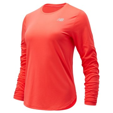 New Balance T-ShirtsACCELERATE LS - WT11224 coral