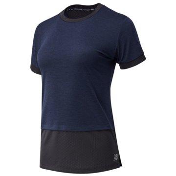 New Balance T-ShirtsIMPACT RUN HYB SS - WT11252_ECR rot