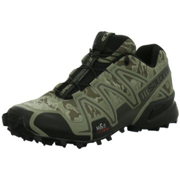 Salomon Trailrunning oliv