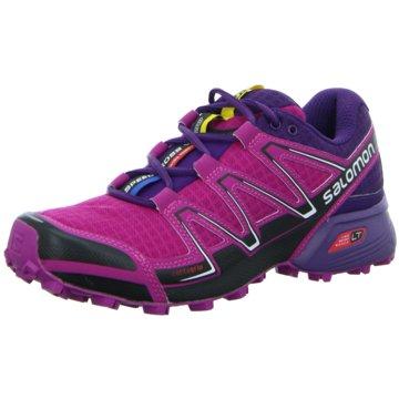Salomon Trailrunning pink