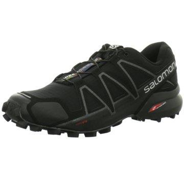 Salomon TrailrunningSpeedcross 4 schwarz