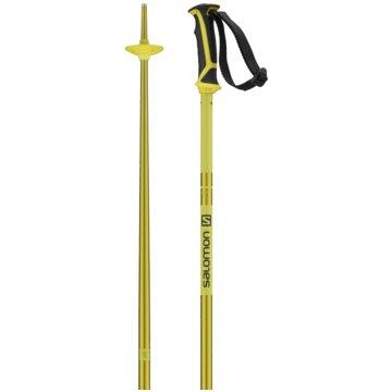Salomon SkistöckeARCTIC YELLOW 110 - L40559200 gelb
