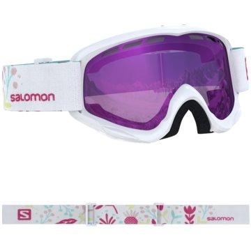 Salomon Ski- & SnowboardbrillenJUKE WHITE/UNIV. RUBY NS - L40847900 weiß