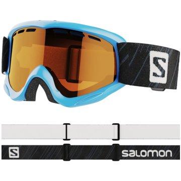 Salomon Ski- & SnowboardbrillenJUKE ACCESS BLUE/UNIV.T.ORANGE NS - L40848200 blau