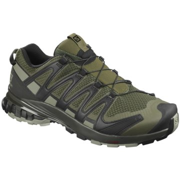 Salomon TrailrunningXA PRO 3D v8 WIDE - L40988200 grün