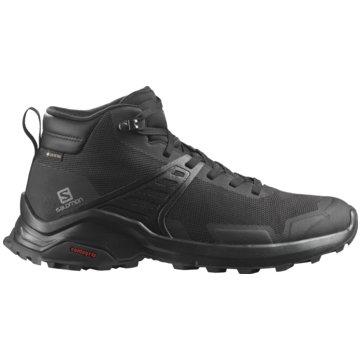 Salomon Outdoor SchuhX RAISE MID GTX - L41095700 schwarz