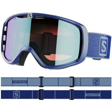 Salomon Ski- & SnowboardbrillenAKSIUM PHOTO NAVY/AW BLUE NS - L41191000 blau
