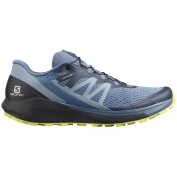 Salomon TrailrunningSENSE RIDE 4 COPEN BLUE/BLAC - L41210400 blau