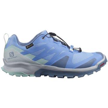 Salomon TrailrunningXA ROGG GTX W - L41276500 blau