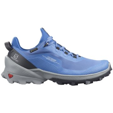 Salomon Outdoor SchuhCROSS OVER GTX W - L41286600 blau