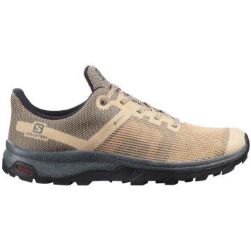 Salomon Outdoor SchuhOUTline Prism GTX W - L41304800 beige